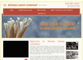 romancandy.gourmetfoodmall.com