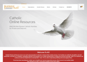 romancatholichomilies.com