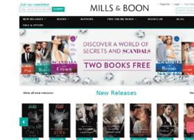 romanceawards.millsandboon.co.uk