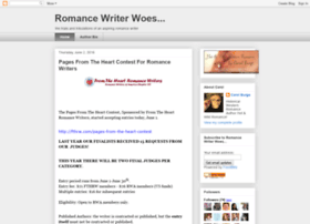 romancewriterwoes.blogspot.com