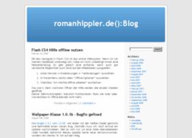 romanhippler.de