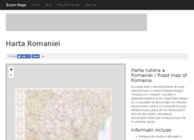 romania.zoom-maps.com
