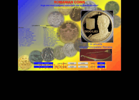 romaniancoins.org