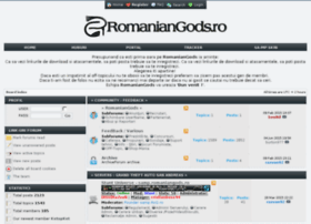 romaniangods.ro