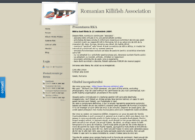 romaniankillifishassociation.webs.com