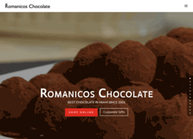 romanicoschocolate.com