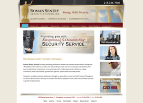 romansentrysecurity.com