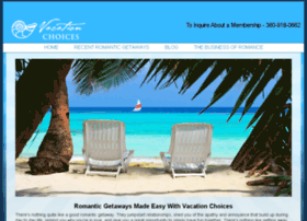 romantic.vacationchoices.com
