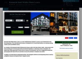 romantik-wilden-mann.hotel-rez.com