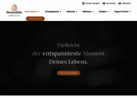 romantikhotel-neumuehle.de