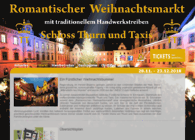 romantischer-weihnachtsmarkt-thurnundtaxis.de