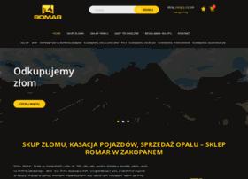 romar-zakopane.pl