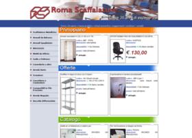 romascaffalature.it