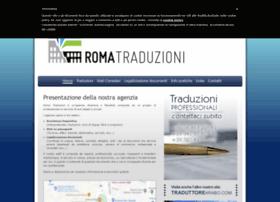 romatraduzioni.com