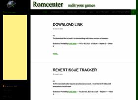romcenter.com