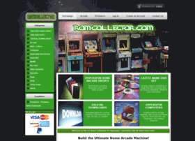 romcollector.com