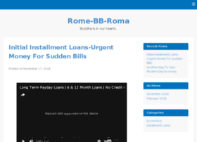 rome-bb-roma.com