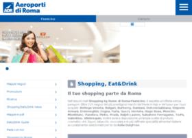 romeairportshoppingallery.com