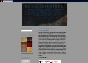 romeinscribed.blogspot.com
