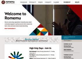 romemu.org
