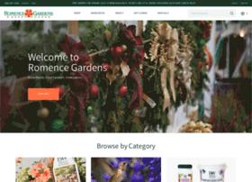 romencegardens.com