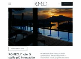 romeohotel.it
