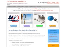 romeovillelocksmiths.biz