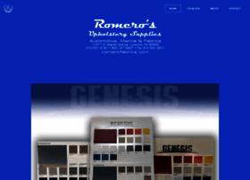 romerofabrics.com