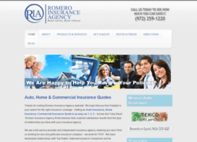 romeroinsuranceagency.com