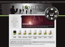 romlex.hu