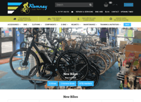 romneycycles.co.uk