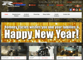 romneycycles.com