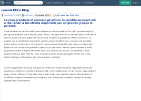 romola18k.blogs.experienceproject.com