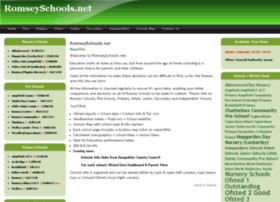 romseyschools.net