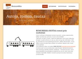romurekka.fi