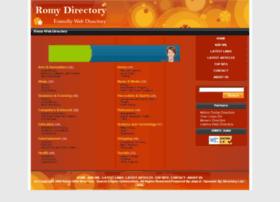 romywebdirectory.com