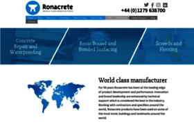 ronacrete.co.uk