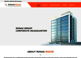 ronakrocks.com