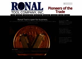 ronal.com
