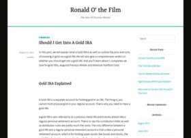 ronaldothefilm.com