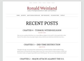 ronaldweinland.com