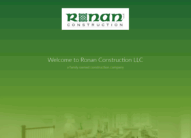 ronanconstruction.com