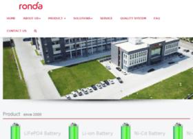 ronda-battery.com