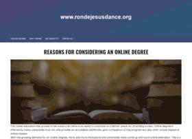 rondejesusdance.org