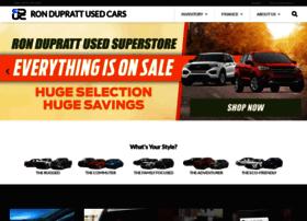 ronduprattusedcars.com