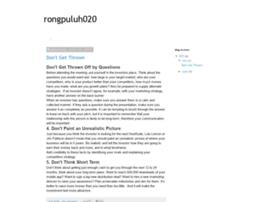 rongpuluh020.blogspot.hk