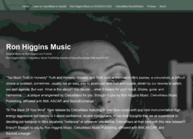 ronhigginsmusic.com