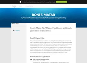 ronifmatar.brandyourself.com