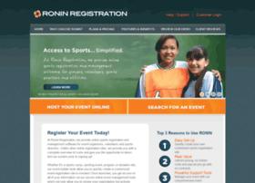 roninregistration.com