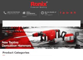 ronixgroup.com